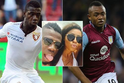 Ghana đau đầu vì rắc rối tình ái giữa hai tuyển thủ