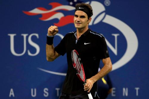 Phân nhánh Mỹ Mở rộng: Federer có thể gặp Murray ở bán kết