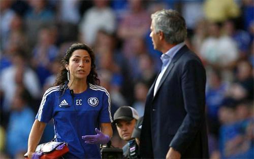 FIFA thảo luận vụ Mourinho và nữ bác sỹ Eva Carneiro