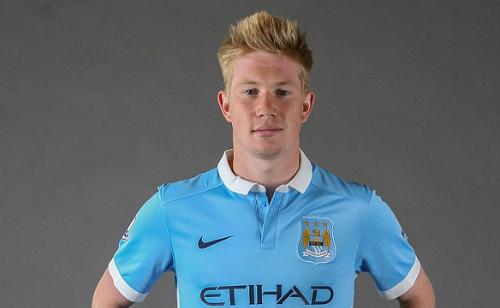 Man City phá kỷ lục chuyển nhượng, mua De Bruyne