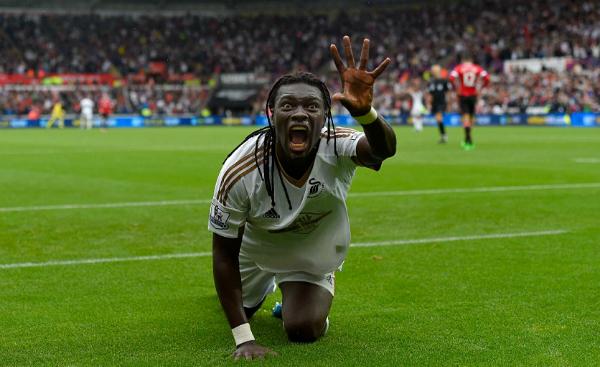 Rooney sai lầm, Man Utd thua Swansea trận thứ ba liên tiếp