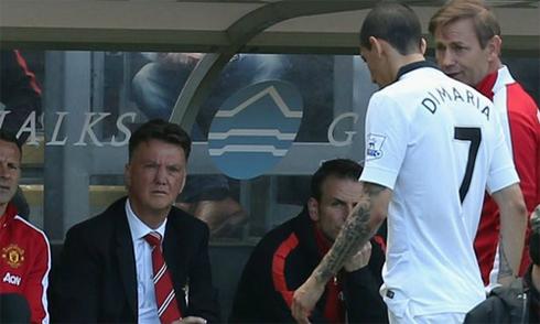 Di Maria: 'Tôi rời Man Utd là vì Van Gaal'