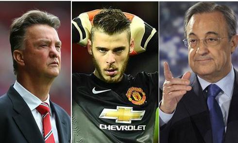 Vụ De Gea đổ bể, Man Utd và Real đổ lỗi nhau
