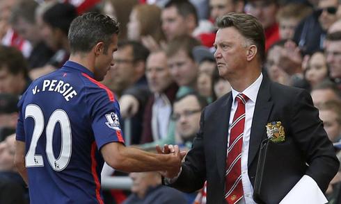 5 ngôi sao bức xúc với Van Gaal khi rời Man Utd