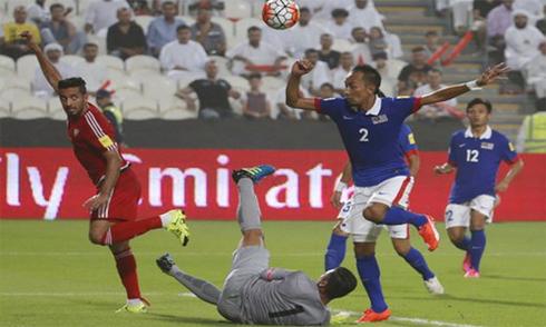 Bóng đá Đông Nam Á thua tan tác tại vòng loại World Cup