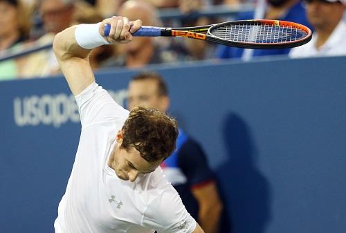 Murray bị loại sau trận chiến dài nhất Mỹ Mở rộng 2015