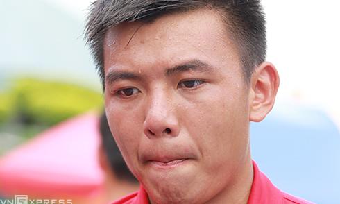 Lý Hoàng Nam thất bại ở nội dung đánh đôi giải trẻ Mỹ Mở rộng