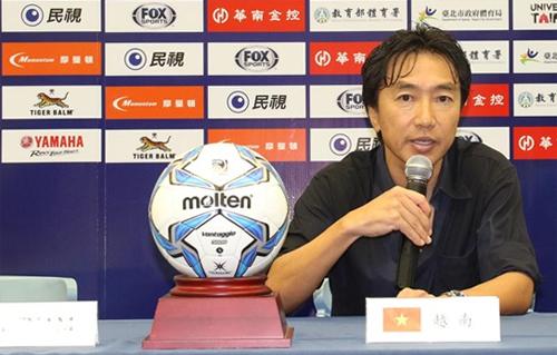 HLV Miura: 'Vòng loại World Cup khác xa V-League'