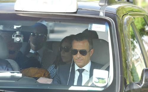 'Siêu cò' Mendes đích thân tới Manchester vì De Gea