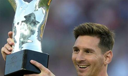 Quý tử thứ hai nhà Messi chào đời