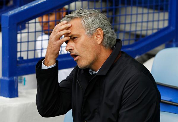Everton 3-1 Chelsea: Cơn ác mộng cho Mourinho