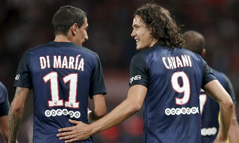 PSG bị cầm hòa trong trận đầu tiên Di Maria đá chính