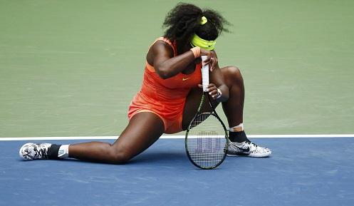 Serena bị loại sốc ở bán kết Mỹ Mở rộng