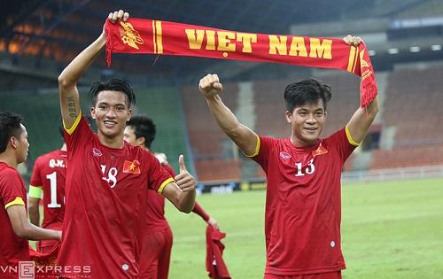 Việt Nam gặp lại Australia tại VCK U23 châu Á