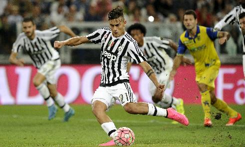 Juventus kiếm được điểm đầu tiên trong mùa giải mới