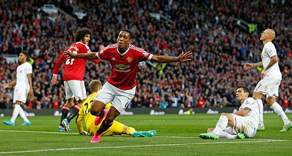 Man Utd 3-1 Liverpool: Và con tim đã vui trở lại
