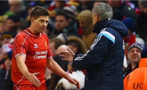 Gerrard: 'Mourinho hoàn hảo với Liverpool'