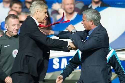 Mourinho để ngỏ khả năng dẫn dắt Arsenal