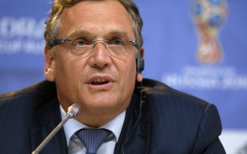 Tổng thư ký FIFA mất chức vì cáo buộc tham nhũng