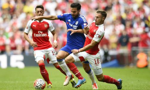 Lawrenson: 'Chelsea hòa Arsenal, Man Utd thua trận thứ hai'