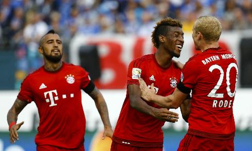 Bayern độc chiếm ngôi đầu Bundesliga