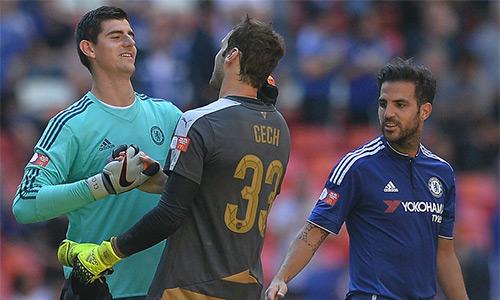 Chelsea sẽ chào đón Petr Cech như một huyền thoại