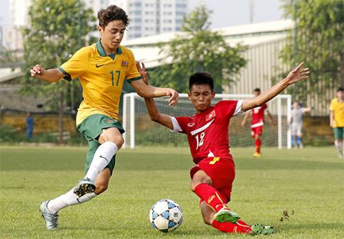 U16 Việt Nam mất vé vào thẳng vòng chung kết châu Á