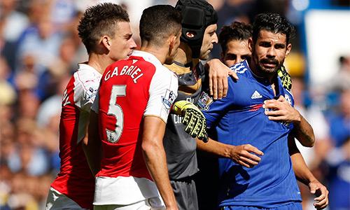 Rio Ferdinand: 'Diego Costa là một đứa trẻ gây rối'