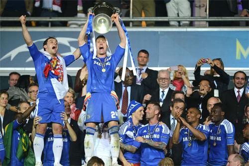 Ngoại hạng Anh đã sa sút thế nào tại Champions League