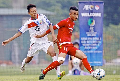 U16 Việt Nam vào VCK châu Á với tư cách nhì bảng xuất sắc