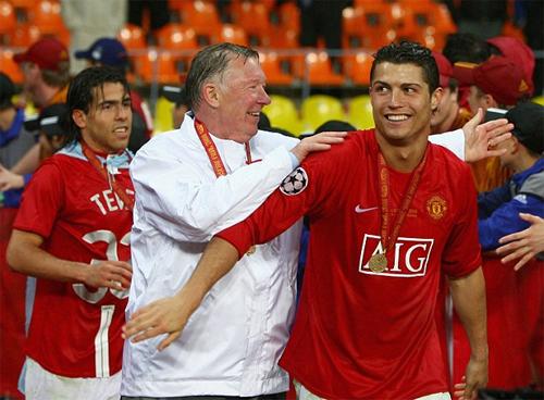 Ferguson không xem Beckham và Rooney là cầu thủ đẳng cấp