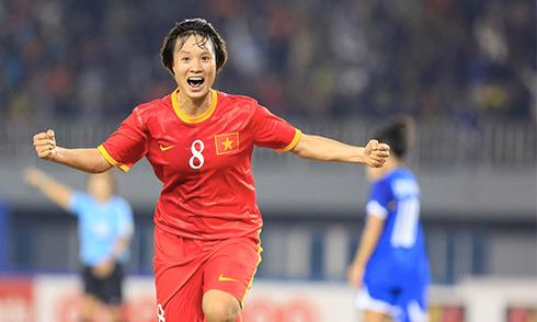 Myanmar hạ Đài Loan, nữ Việt Nam vào vòng loại cuối Olympic 2016