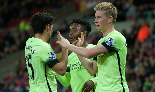 Man City giải khát, vào vòng bốn Cup Liên đoàn