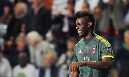 Balotelli nổ súng ở Serie A, Milan tiếp tục thắng