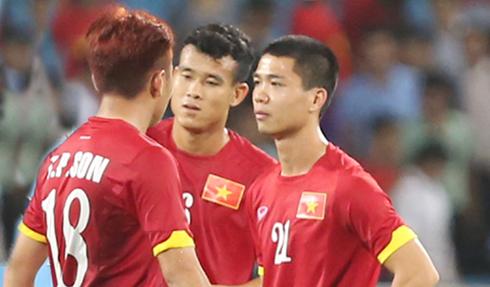 HAGL sạch bóng ở đội tuyển Việt Nam