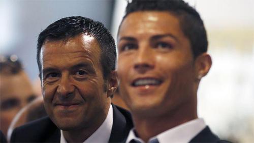Jorge Mendes quyền lực thứ nhì trong mảng môi giới thể thao