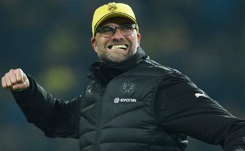 Jurgen Klopp hứng thú dẫn dắt một đội bóng Anh