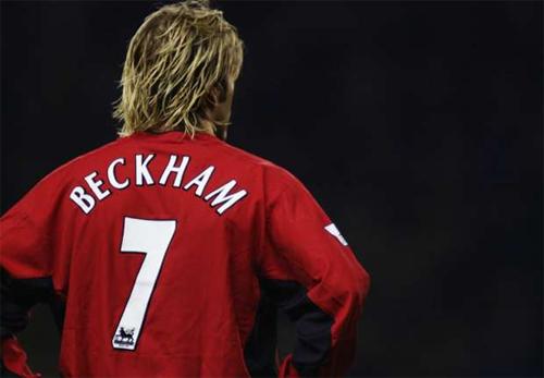 Beckham: 'Tôi không phải cầu thủ đẳng cấp thế giới'