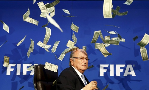 Sepp Blatter bị điều tra hình sự ở Thụy Sỹ