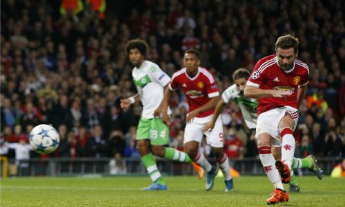 Rooney mất quyền ưu tiên đá phạt đền của Man Utd