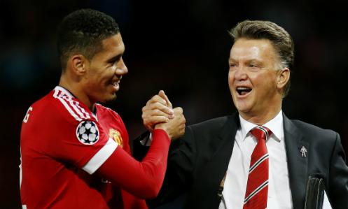 Man Utd kiếm ba điểm đầu tiên ở Champions League