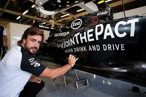 Alonso chê bai Honda: Không yêu là phải nói lời cay đắng - dua xe