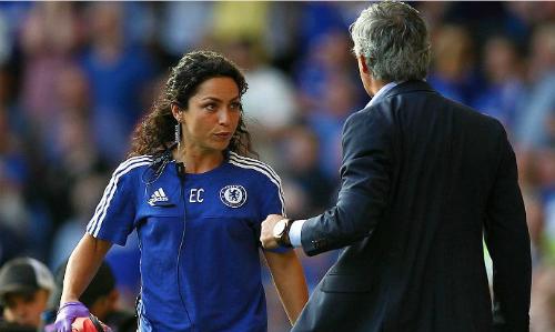 Mourinho vô tội vụ quát tháo nữ bác sĩ Chelsea