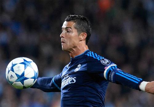Ronaldo nổ súng trở lại, Real giữ chắc ngôi đầu-champions-league