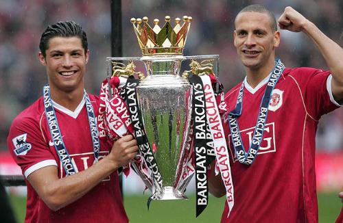 Ferdinand: 'Ronaldo từng là chú ngựa màu mè'