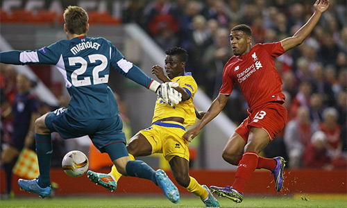 Đại gia 'rủ nhau' chia điểm ở Europa League