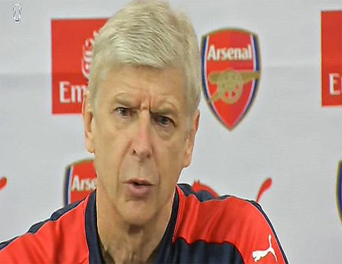 Wenger dọa bỏ họp báo khi được hỏi về Mourinho
