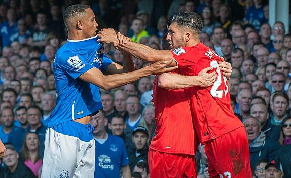 Everton 1-1 Liverpool: Sai lầm phủ bóng derby Merseysie
