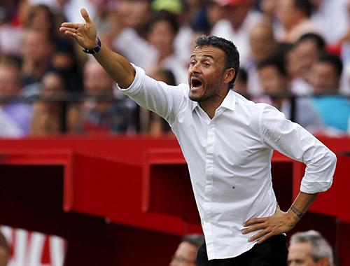 Barca đổ lỗi cho vận đen khi thua Sevilla