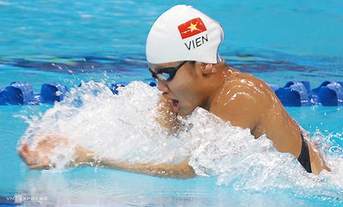 Ánh Viên giành bảy HC vàng ở giải châu Á